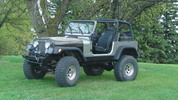 Thumbnail The BEST 1988 Jeep Wrangler Factory Service Manual