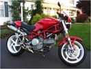 Thumbnail The BEST 2006 Ducati Monster S2R 800 Factory Service Manual