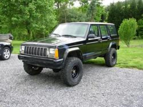 Thumbnail The BEST 1988 Jeep Cherokee Factory Service Manual