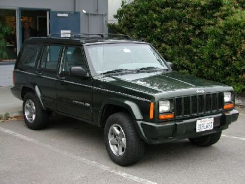 Thumbnail The BEST 1998 Jeep Cherokee FSM