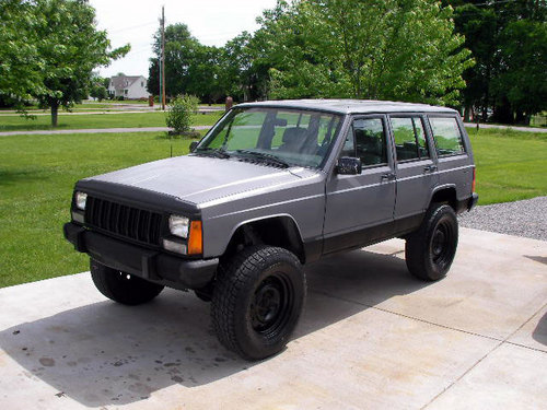 Thumbnail The BEST 1990 Jeep Cherokee Factory Service Manual