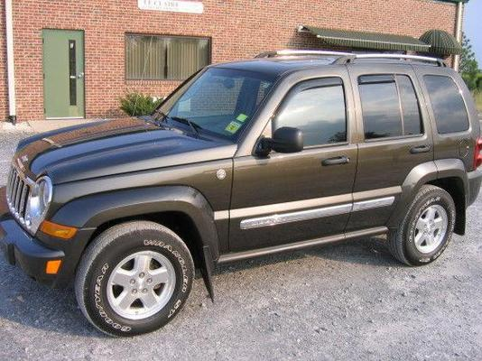 Product picture The BEST 2005 Jeep Liberty Factory Service Manual
